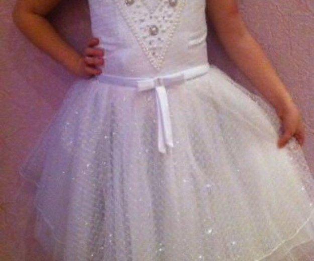 Праздничное платье. Фото 1. Курсавка.