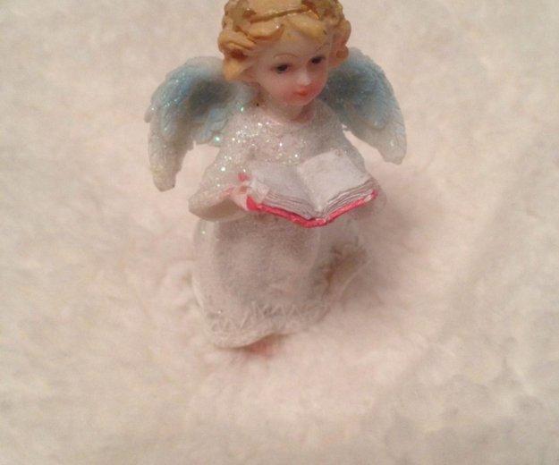 "Статуэтка ""ангелочек"". Фото 1."