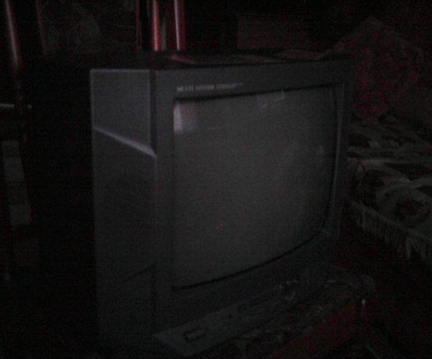 Телевизор 37 см диагональ б/у,пульт д/у имеется. Фото 2. Казань.