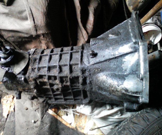 Кпп 5-ти ступенчатая ваз 2107. Фото 1. Тобольск.
