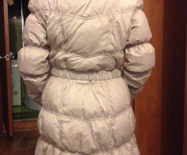 Зимний пуховик ,50 размер. Фото 2. Челябинск.
