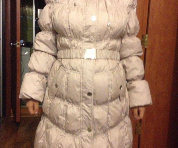Зимний пуховик ,50 размер. Фото 3. Челябинск.