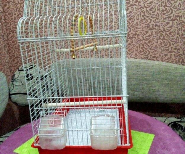 Клетка для птиц. Фото 3. Железнодорожный.