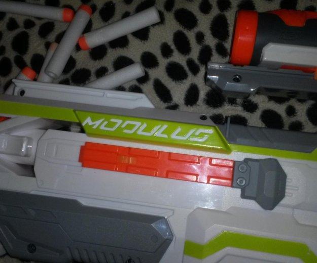 Бластер нерф modulus. Фото 3.