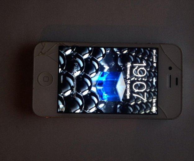 Айфон 4s. Фото 1. Красногорск.