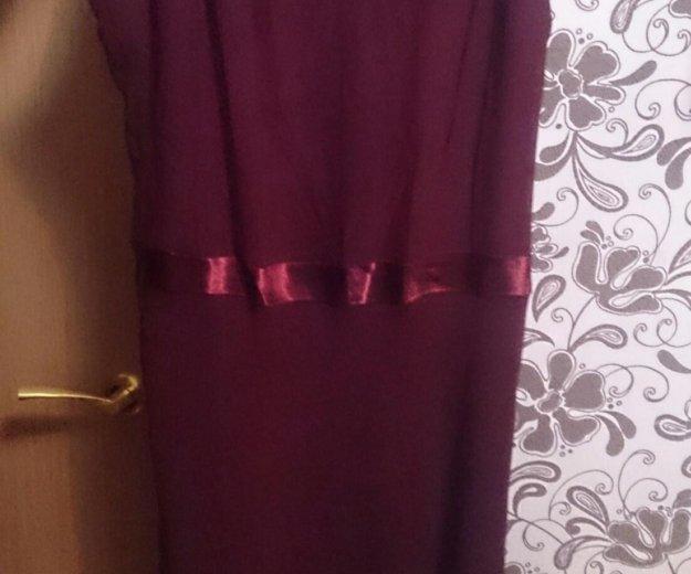Платье с накидкой. Фото 1. Санкт-Петербург.