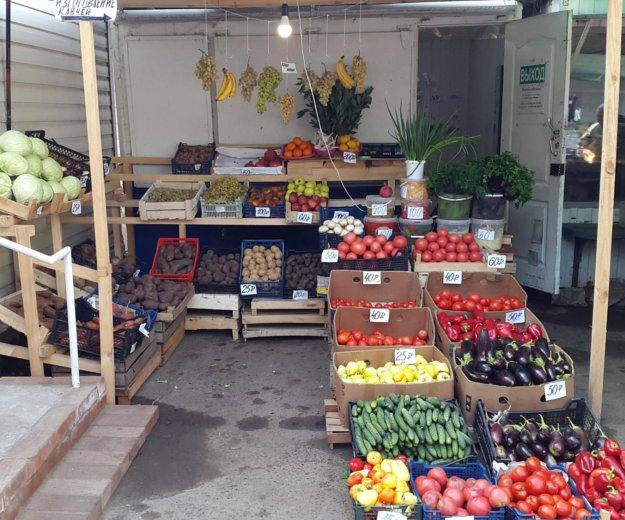 Овощной киоск. Фото 1. Волгоград.