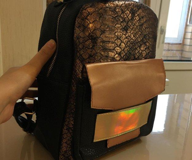 Рюкзачок новый. Фото 1. Подольск.