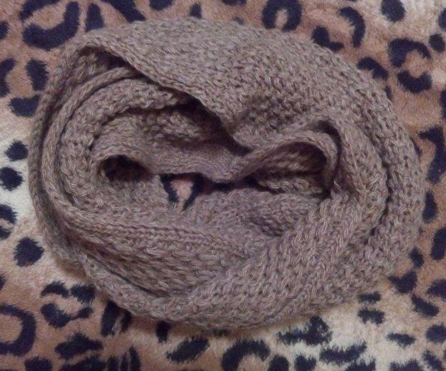 Новый шарф-снуд. Фото 1. Уфа.