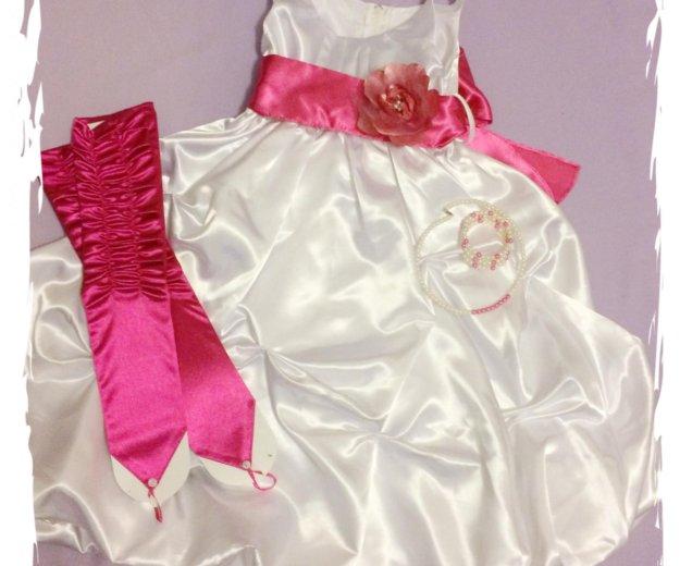 Платье нарядное новое сша. Фото 1. Тюмень.