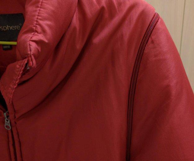 Демисезонная пуховая куртка. Фото 2. Екатеринбург.