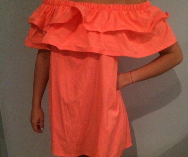 Платье неон. Фото 1. Астрахань.