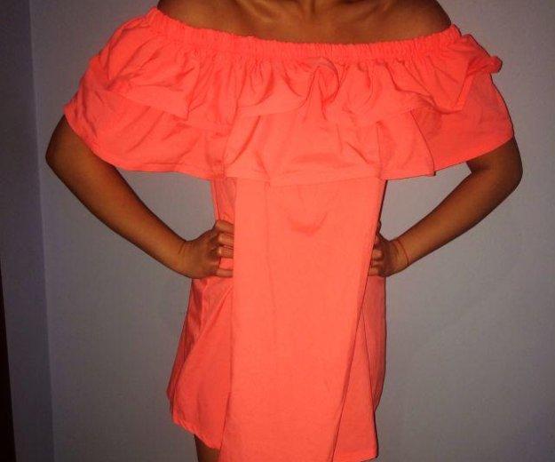 Платье неон. Фото 3. Астрахань.