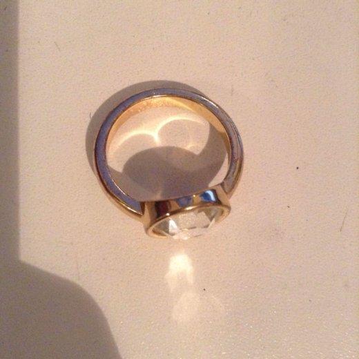 Кольцо позолоченное. Фото 2. Москва.
