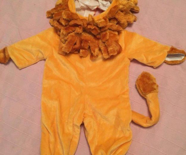 Костюм львенка. Фото 1.