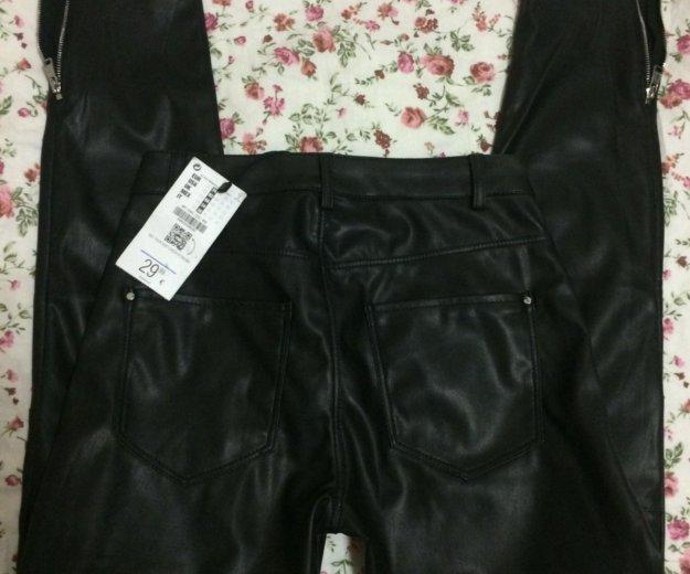 Новые брюки под кожу. Фото 3. Москва.