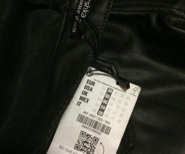 Новые брюки под кожу. Фото 4. Москва.