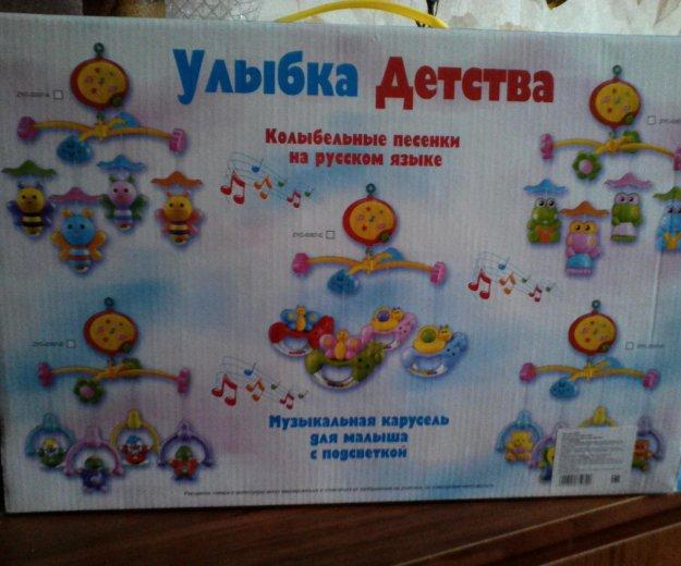 Продам карусельку. Фото 2. Челябинск.