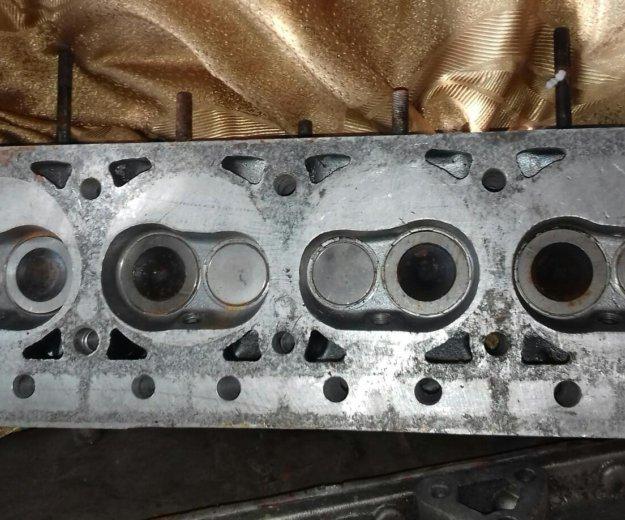 Двигатель на уаз. Фото 2.