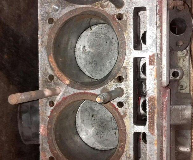 Двигатель на уаз. Фото 3.