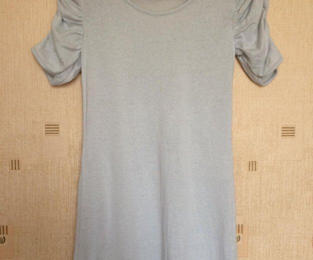 Хлопок туника/платье 40-44размер. Фото 1. Майкоп.