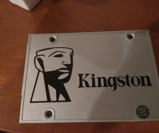 Ssd диск kingston uv400, suv400s37/120g. Фото 1. Москва.