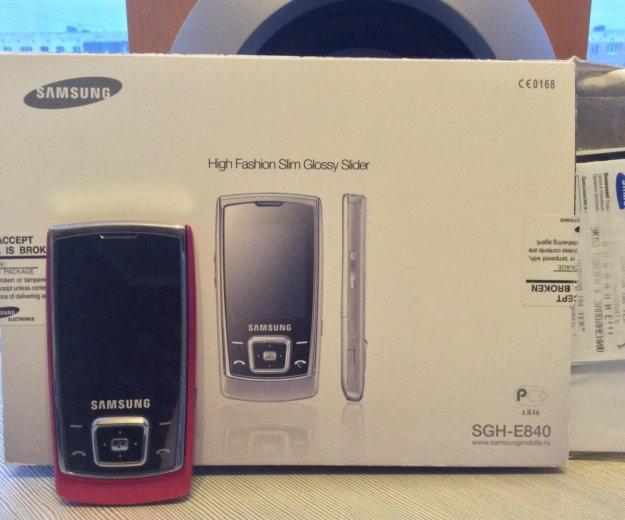 Samsung e840, рабочее состояние. Фото 1.