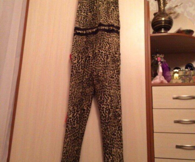 Леопардовый костюм. Фото 1. Калининград.