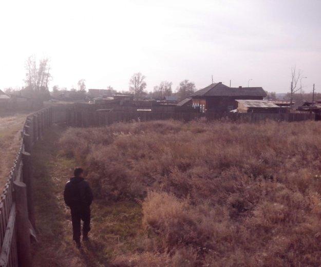 Участок в поселке усть орда. Фото 2. Иркутск.