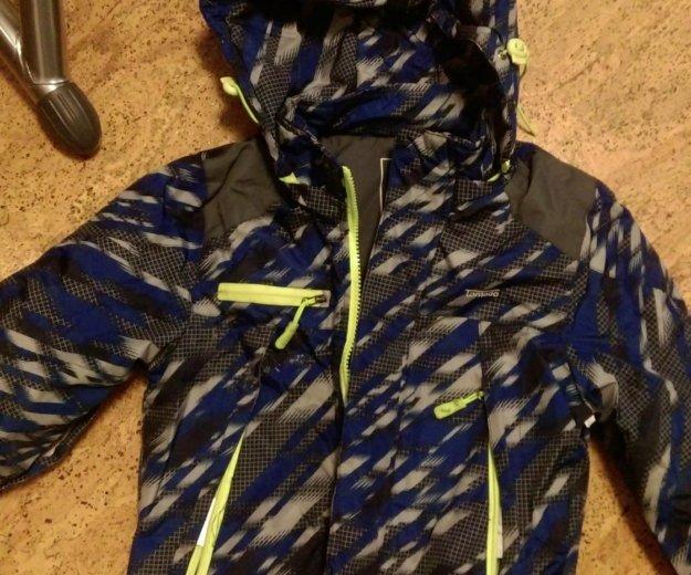 Куртка 122-128 рост. Фото 1. Видное.