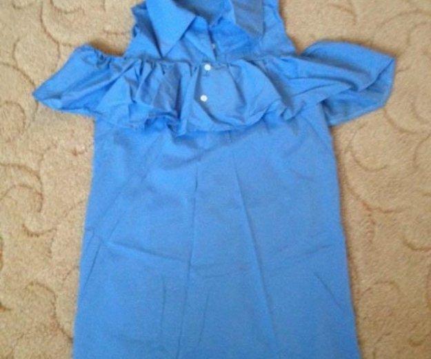 Летнее платье. Фото 1. Новолуговое.