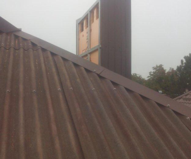 Дымоходы и вентиляция. Фото 2. Батайск.