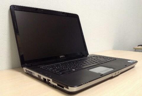 Ноутбук dell pp37l. Фото 1.