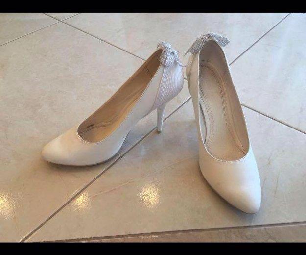 Туфли свадебные. Фото 1. Волгоград.