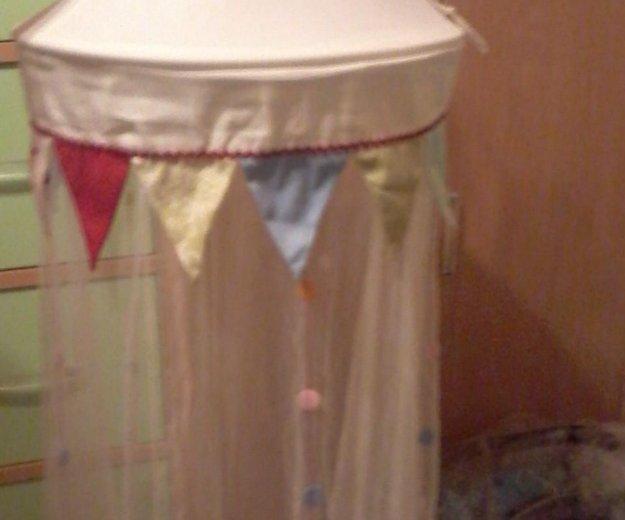 Купол для кравати на детскую из икеи ❇❇❇❇❇ ⑩⑩⑩. Фото 1.