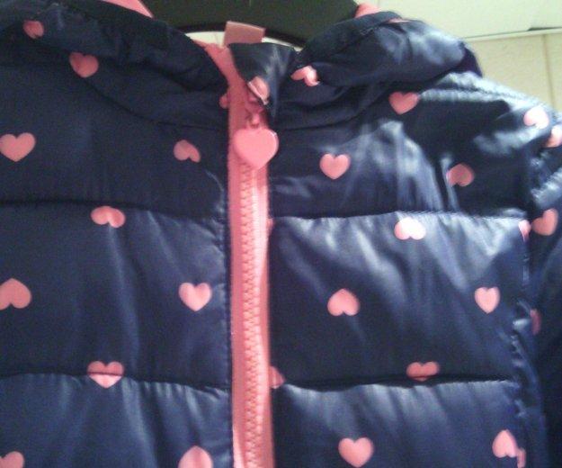 Куртка на 4-5 лет. Фото 1.
