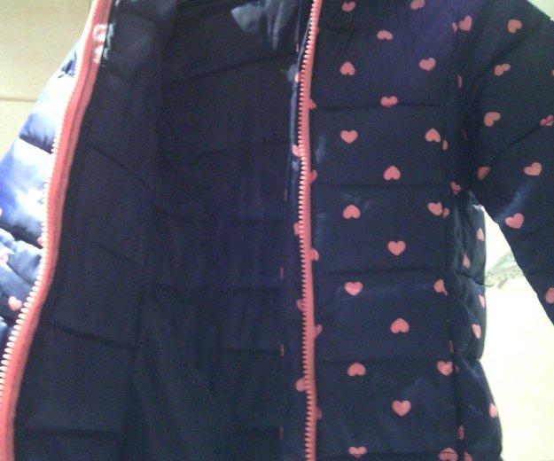 Куртка на 4-5 лет. Фото 2.