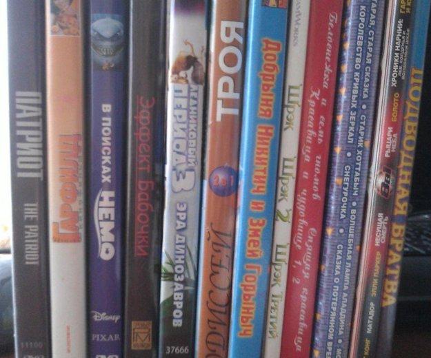Dvd диски. фильмы. очень много разных. Фото 1. Рязань.