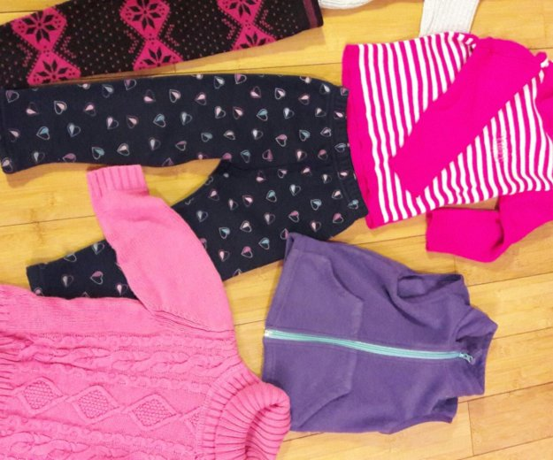 Зимняя одежда для девочки. Фото 3. Химки.
