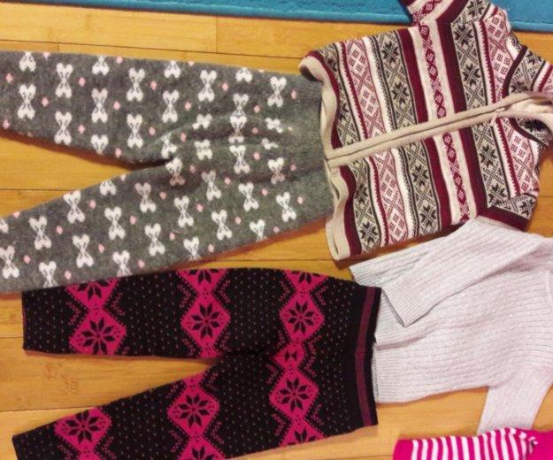 Зимняя одежда для девочки. Фото 4. Химки.