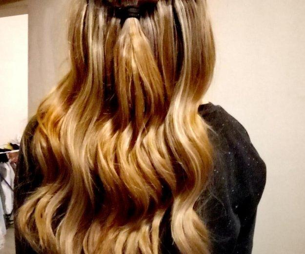 Прически на основе кос. Фото 1. Тверь.
