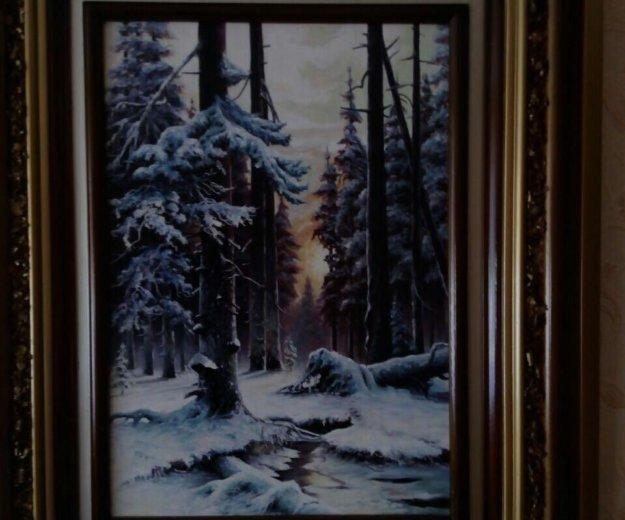 Картины маслом на холсте. Фото 2. Красноярск.