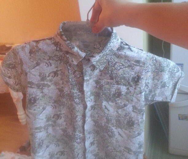 Продам рубашки на мальчика. Фото 1. Анапа.
