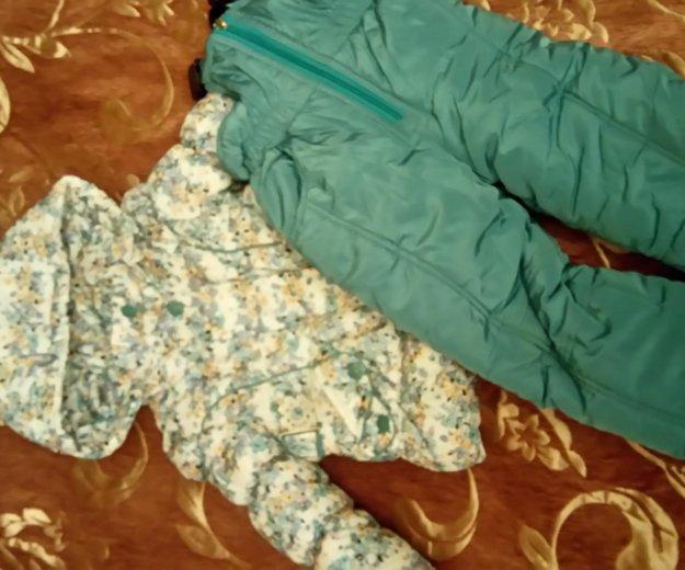 Зимняя куртка+штаны. Фото 4. Ярославль.