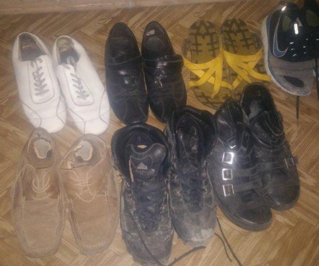 Обувь, б/у, 41 размер. Фото 1. Краснодар.
