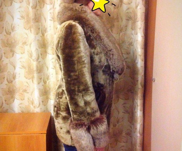 Шубка и шапка. Фото 1. Екатеринбург.