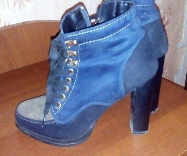 Женская осенняя обувь. Фото 1. Саратов.