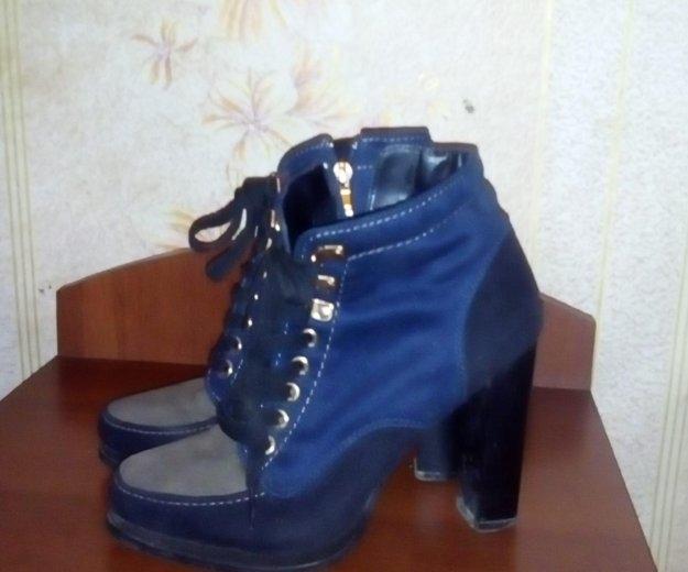 Женская осенняя обувь. Фото 2. Саратов.