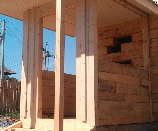 Строительство веранд, домов, ограждений, и тд пт. Фото 1. Кемерово.