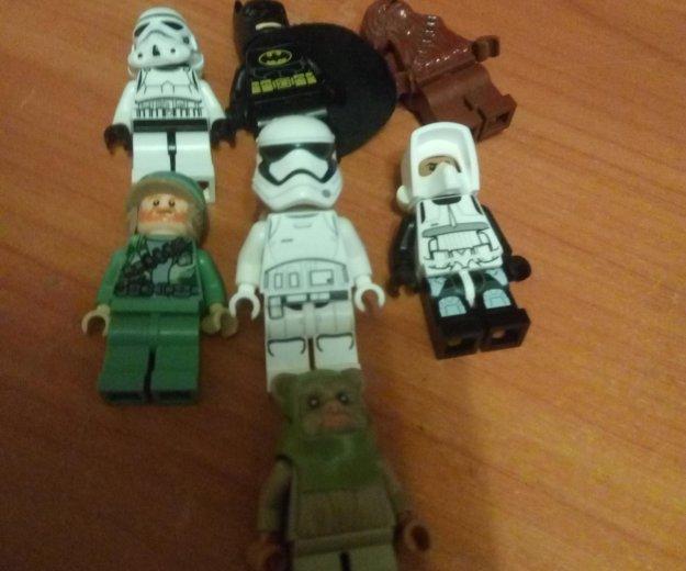Лего человечки star wars. Фото 1. Москва.